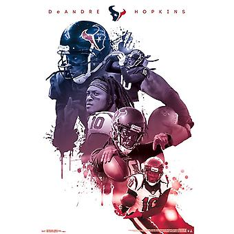 Houston Texans - DeAndre Hopkins Poster Print