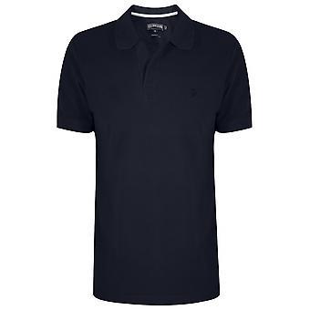 Vilebrequin Vilebrequin Marine Blue Palatin Polo Shirt