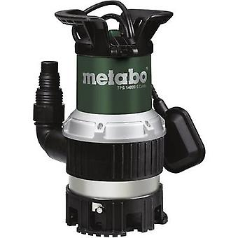 Bomba sumergible agua limpia Metabo 0251400000 14000 l/h