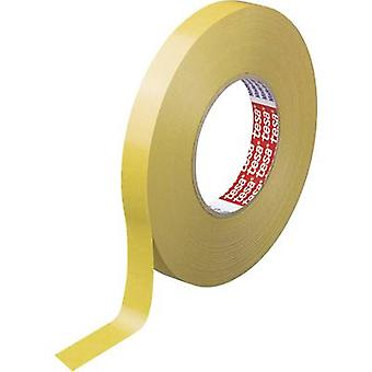 Double sided adhesive tape White (L x W) 50 m x 25 mm tesa