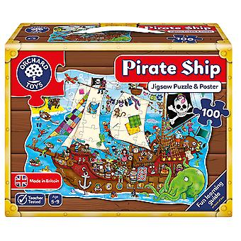 Orchard Pirate Ship