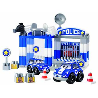 Smoby Fast Car Police