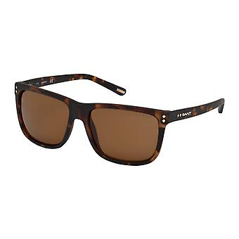 Gant Unisex Sunglasses Brown