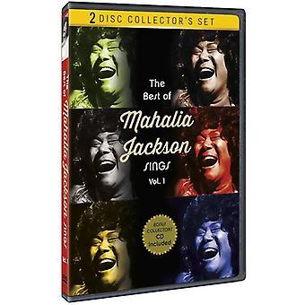 マヘリア ・ ジャクソンの歌う 【 DVD 】 米国をインポートします。