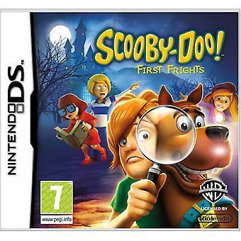 Scooby-Doo! Først forskrækkelser (Nintendo DS)