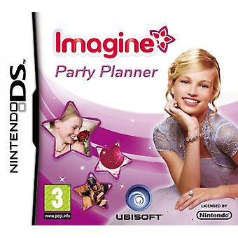 Imagine Party Planner (Nintendo DS) - Factory Sealed