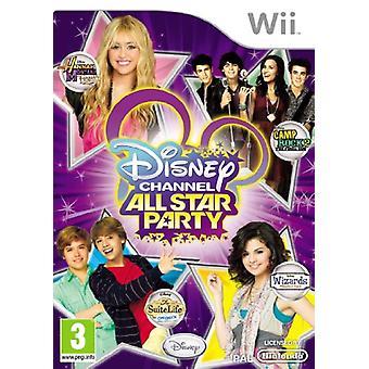 Disney Channel All Star Party (Wii) - Fabrik versiegelt