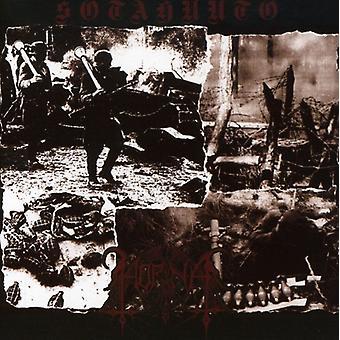 Horna - importar de Estados Unidos Sotahuuto [CD]