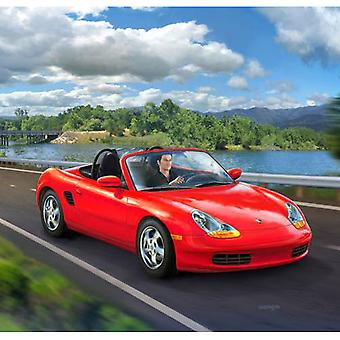 REVELL Porsche Boxster 01:24 Auto Model Kit 07690