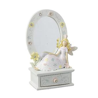 Heaven Sends Fairy Mirror And Drawer