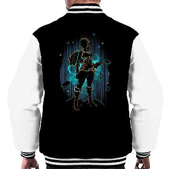 Legend Of Zelda Shadow Of The Princess Men's Varsity Jacket