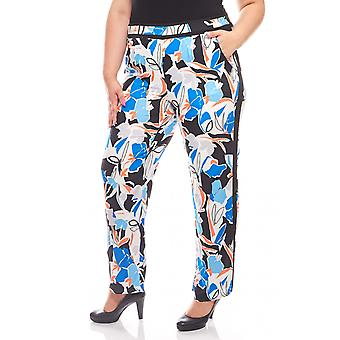 Print pants ladies plus size B.C.. best connections stained