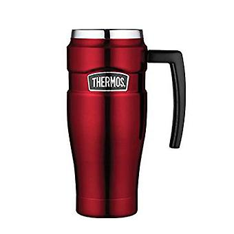 Thermos 470mL King S/Steel Vacuum Insulated Travel Mug