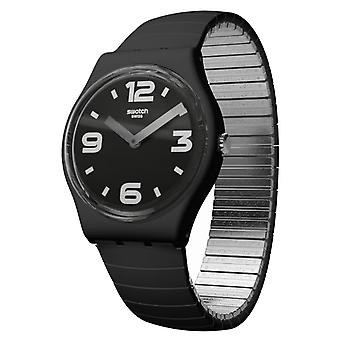 Swatch Blackhot Unisex Watch GB299A
