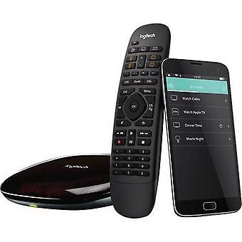 Logitech Harmony Companion Remote control Black