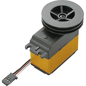 Modelcraft norme Power RS-22 Marcel Digital servo matériel boîte de vitesse: système d'attaches de métal: JR