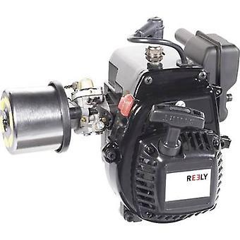 Reely CF-26 Petrol 2 stroke model car engine 26 cm³ 1.6 HP 1.18 kW