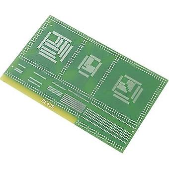SMD adapter Epoxide (L x W) 100 mm x 160 mm 35 µm Contact spacing 0.80 mm, 0.65 mm, 0.50 mm, 0.65 mm, 0.80 mm, 1 mm, 1.