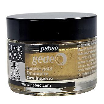 Pebeo Gedeo Gilding Wax 30ml (Empire Gold)