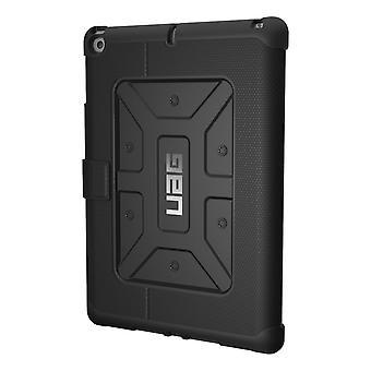 UAG Metropolis Series shock absorbing case for Apple iPad 9.7 2017/iPad 5- Black