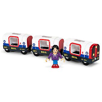 Brio World Tube Metro Train