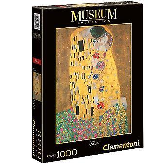 Puzzel 1000 Museum Klimt