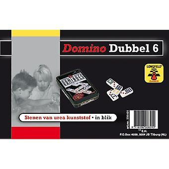 Domino double 6, en conserve