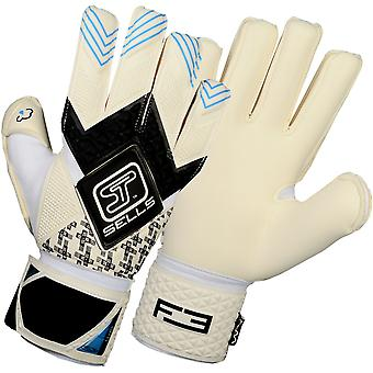 SELLS PRO F3 H2O Goalkeeper Gloves Size