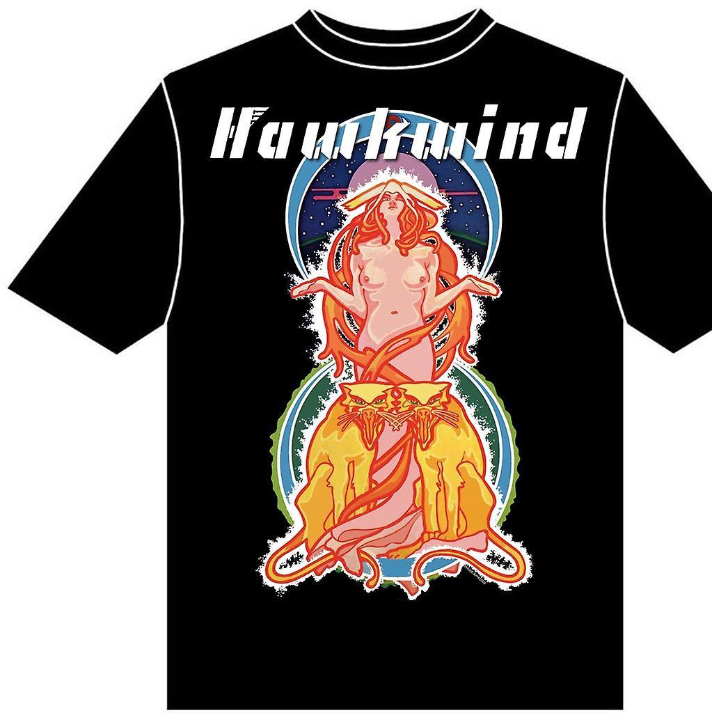 HAWKWIND'S SPACE RITUAL T-shirt