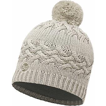 Buff Savva Knitted Hat
