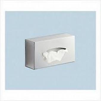 Stainless Steel Tissue Box Polished 230813
