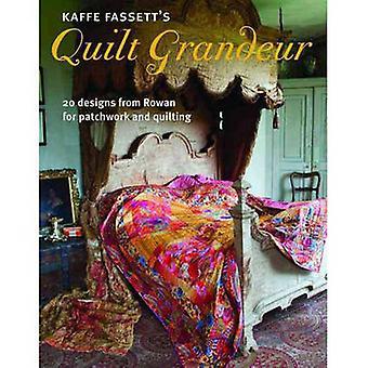 Kaffe Fassett's Quilt Grandeur - 20 Designs from Rowan for Patchwork a