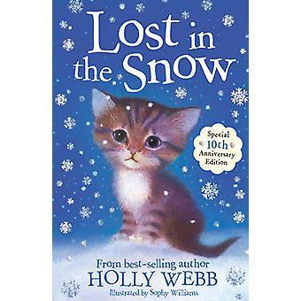Verloren im Schnee von Holly Webb - Sophy Williams - 9781847150103 Buch
