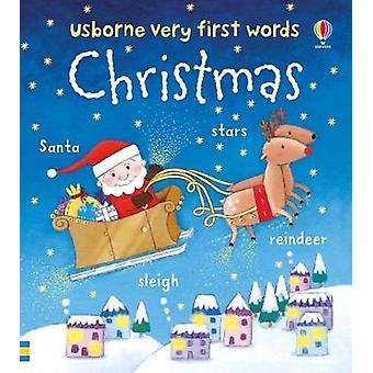 Christmas by Felicity Brooks - 9781474942690 Book