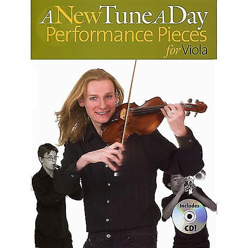 A New Tune A Day PP Viola Book & CD