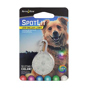Nite Ize SpotLit LED Collar Light Disc-O Select
