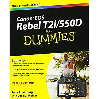 Canon EOS Rebel T2i / 550D dla opornych