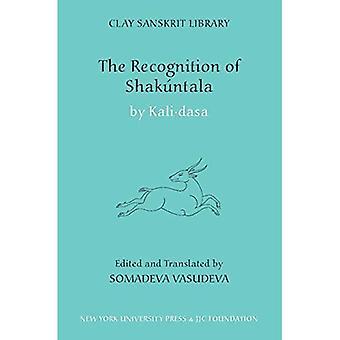 El reconocimiento de Shakuntala (biblioteca de Sanskrit de la arcilla)
