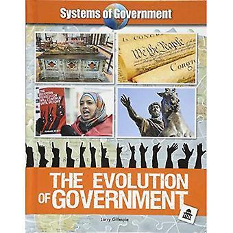 Utvecklingen av regeringen