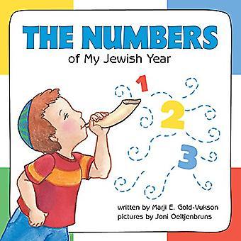 Numbers of My Jewish Year (General Jewish Interest)