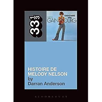 Serge Gainsbourg Histoire de Melody Nelson (33 1/3)