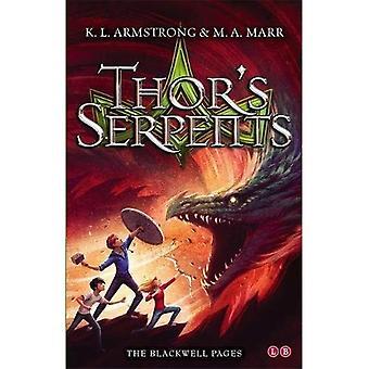 Les Pages de Blackwell: Serpents de 03 Thor