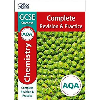 AQA GCSE 9-1 Chemistry Complete Revision & Practice (Letts GCSE 9-1 Revision Success) (Letts GCSE 9-1 Revision Success)