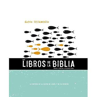 Nvi, Los Libros de la Biblia: El Nuevo Testamento, R stica: La Historia de la Iglesia de Jes s, Y de Su Regreso (Books of the Bible)