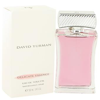 David Yurman Delicate Essence by David Yurman Eau De Toilette Spray 3.4 oz / 100 ml (Women)