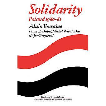 連帯トゥレーヌ ・ アランによって社会的な動きポーランド 1980 1981 の解析