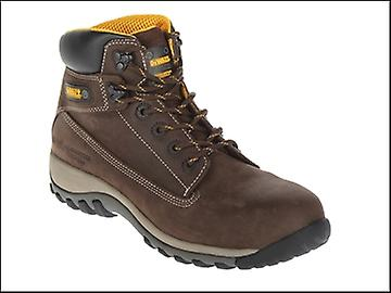 DEWALT Hammer Non Metallic Boots Brown Nubuck UK 8 Euro 42