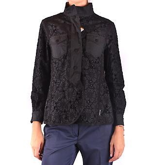 Moncler Black Cotton Outerwear Jacket
