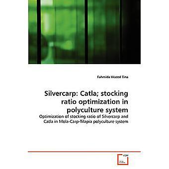 Silvercarp Catla stocking ratio optimization in polyculture system by Tina & Fahmida Wazed