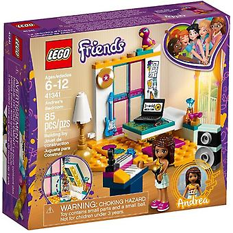 41341 Andrea LEGO Schlafzimmer